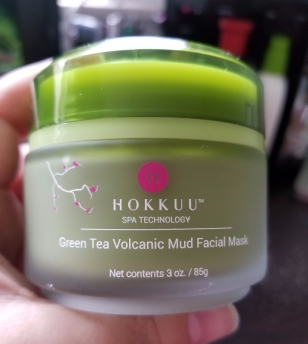 Hokkuu Green Tea Mud Mask