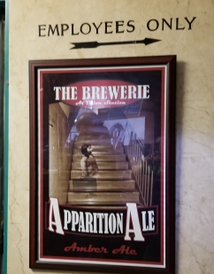 A little girl supposedly fell down the back stairs at the station, and they named this beer in her honor.