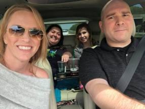 Gangster road trip!